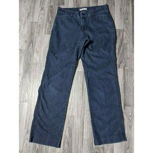 Riders By Lee Womens Size 8M Denim Blue Jeans